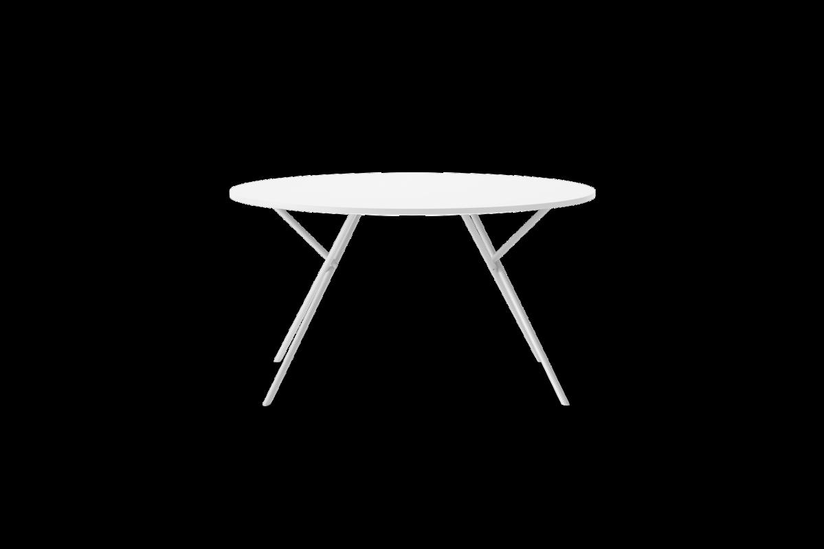 Luna bord - runt matbord by Crea