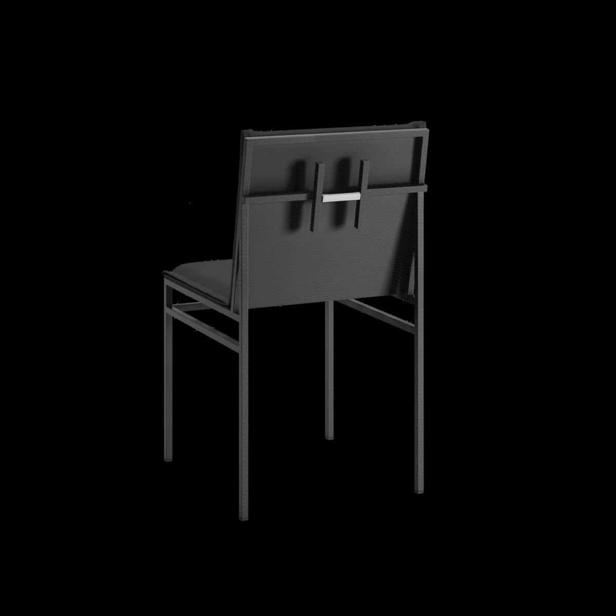 Efva H-chair outdoor