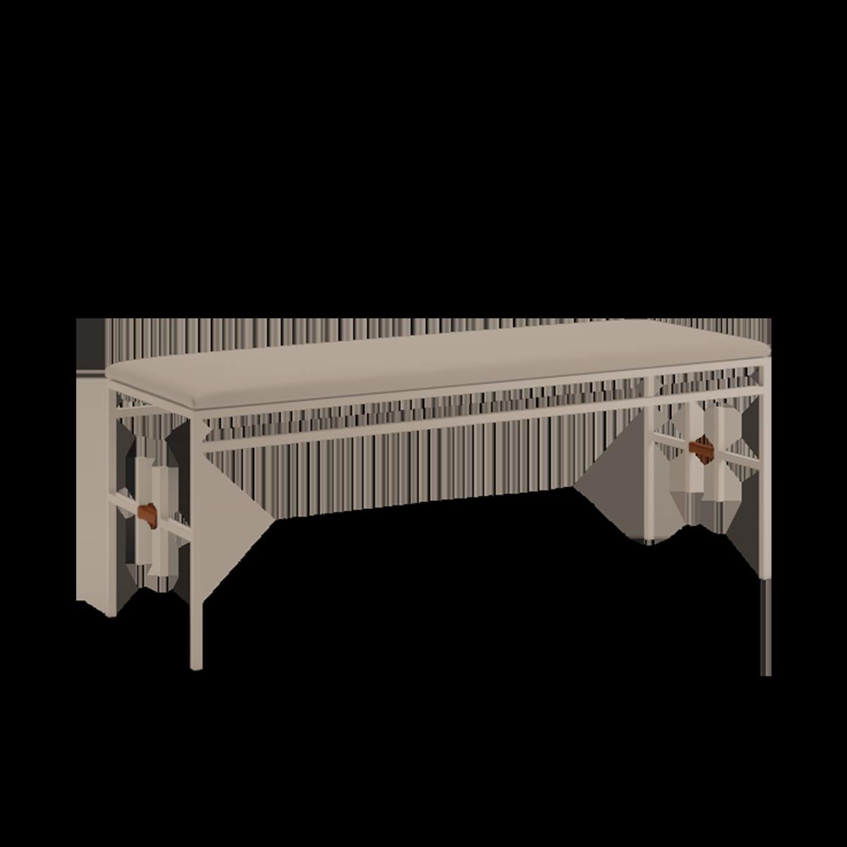 H-Bench - Efva Attling The Högdalen collection - sittbänk - hallbänk