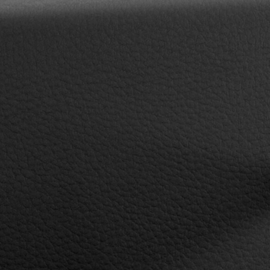Jade black läder - lær - leather