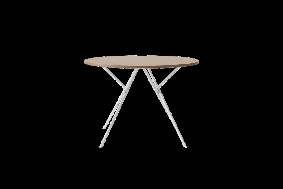 Luna matbord runt 110cm - Luna round dining table 110cm