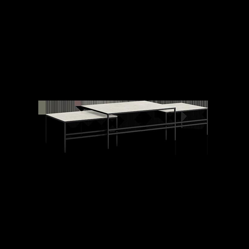 Anton coffee table large set