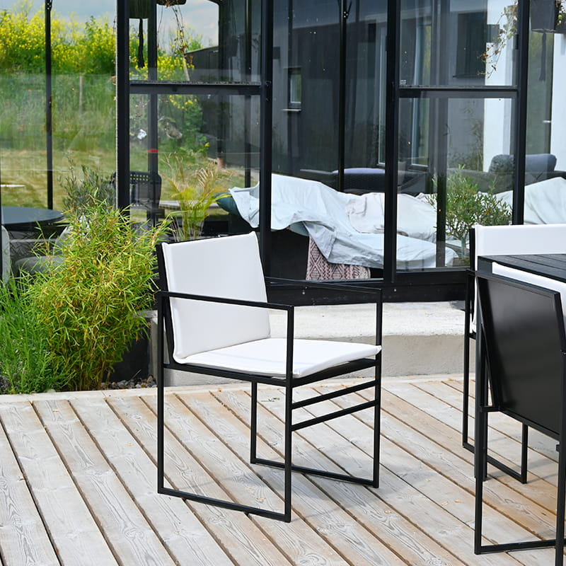 Outdoor furniture collection - outdoor chairs, lounge chairs lounge tables - outdoor use - garden furniture