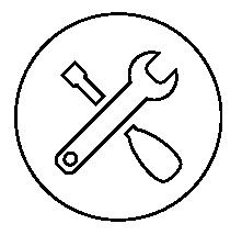 handmade - toolslogo - handmade in Sweden - by creating