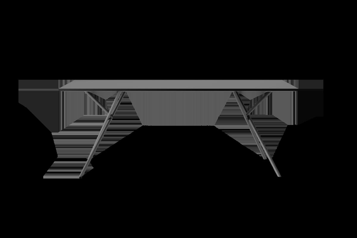 Matbord för 6 sittplatser