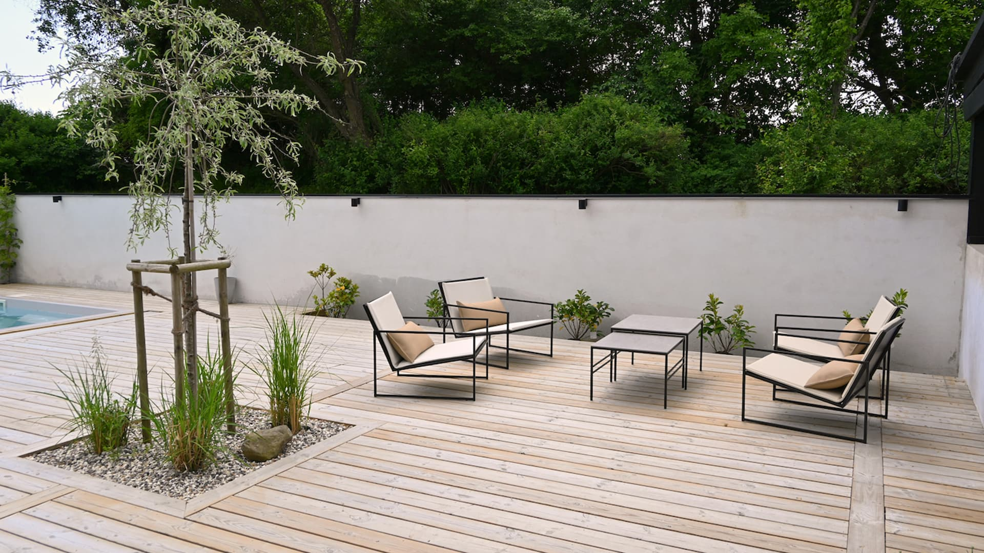 by Crea® outdoor furniture collection