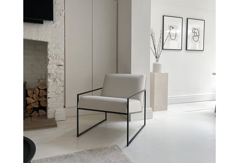 Kent lounge chair by Crea®