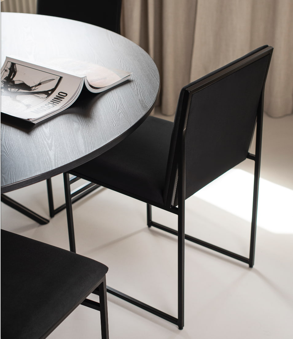 Isabell dining chair by Crea®